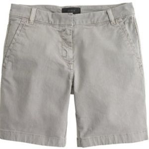 J. Crew Harbor Short in Grey